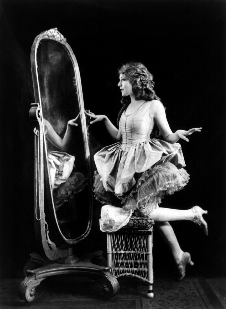 Mary Pickford by Alfred Cheney Johnston1