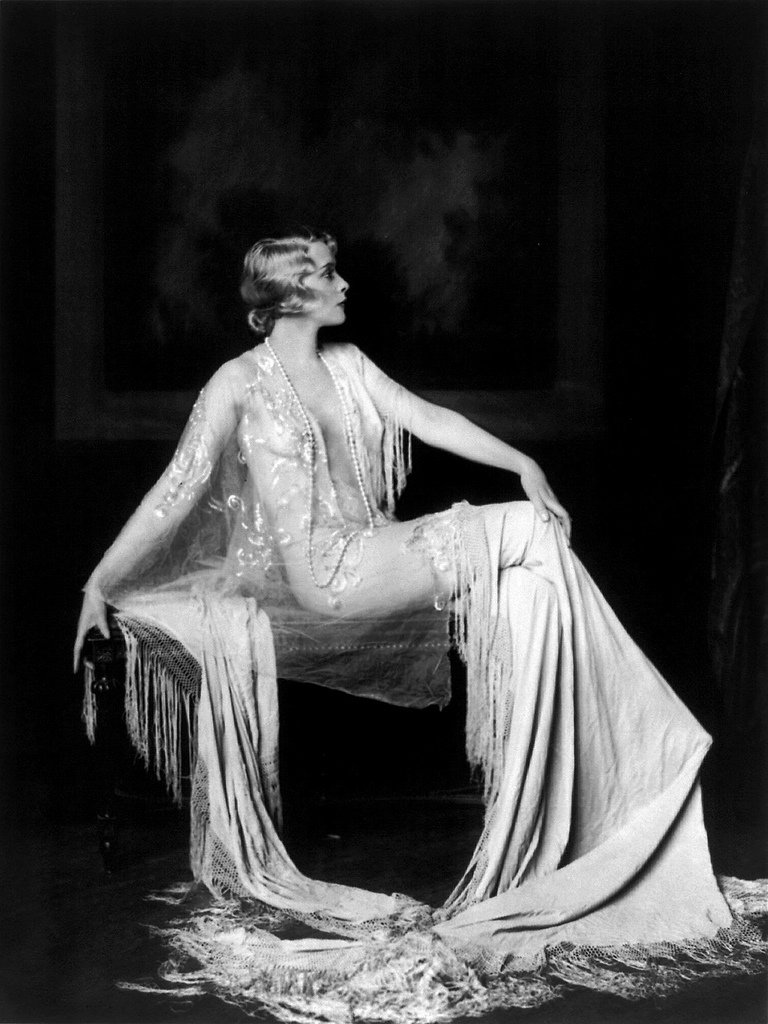Muriel Finlay, Ziegfeld girl, by Alfred Cheney Johnston7
