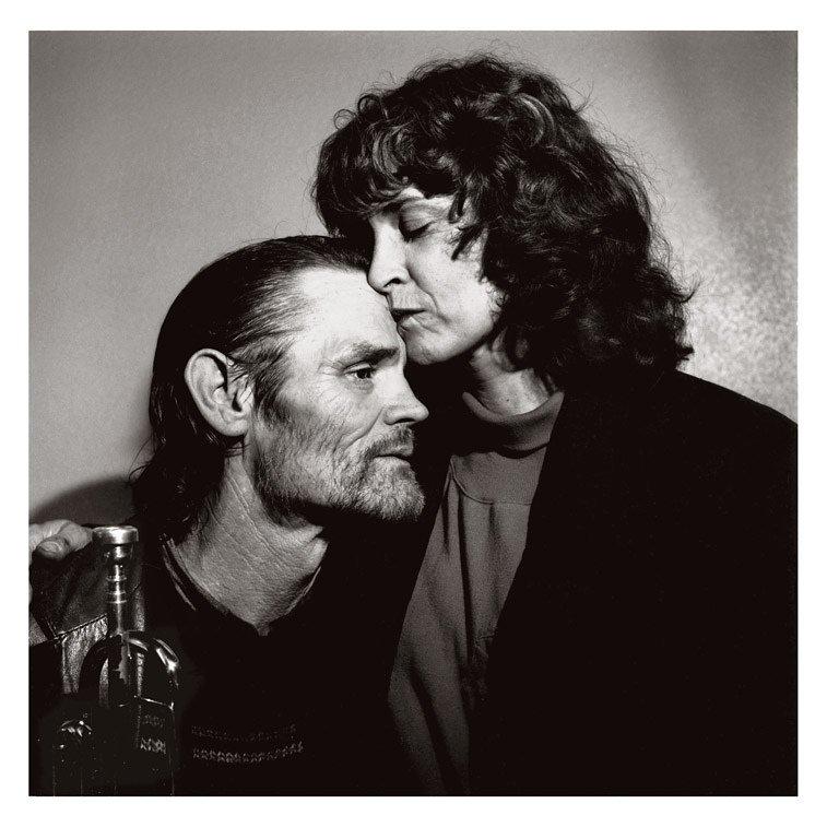 Chet Baker and Diane Vavra