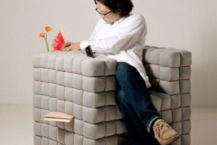 Lost In Sofa, Daisuke Motogi Architecture