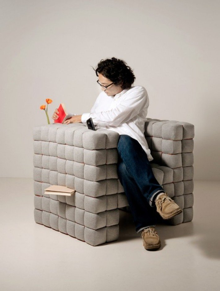 Lost In Sofa, Daisuke Motogi Architecture su Designplayground.it
