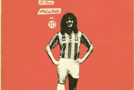 Sucker for soccer, Zoran Lucić