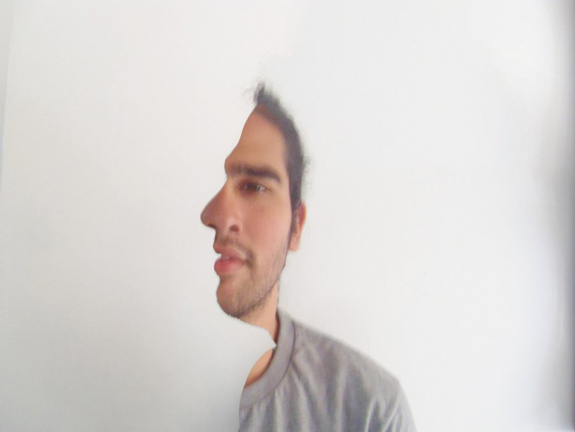 1/2 portraits, Gesús González su designplayground.it
