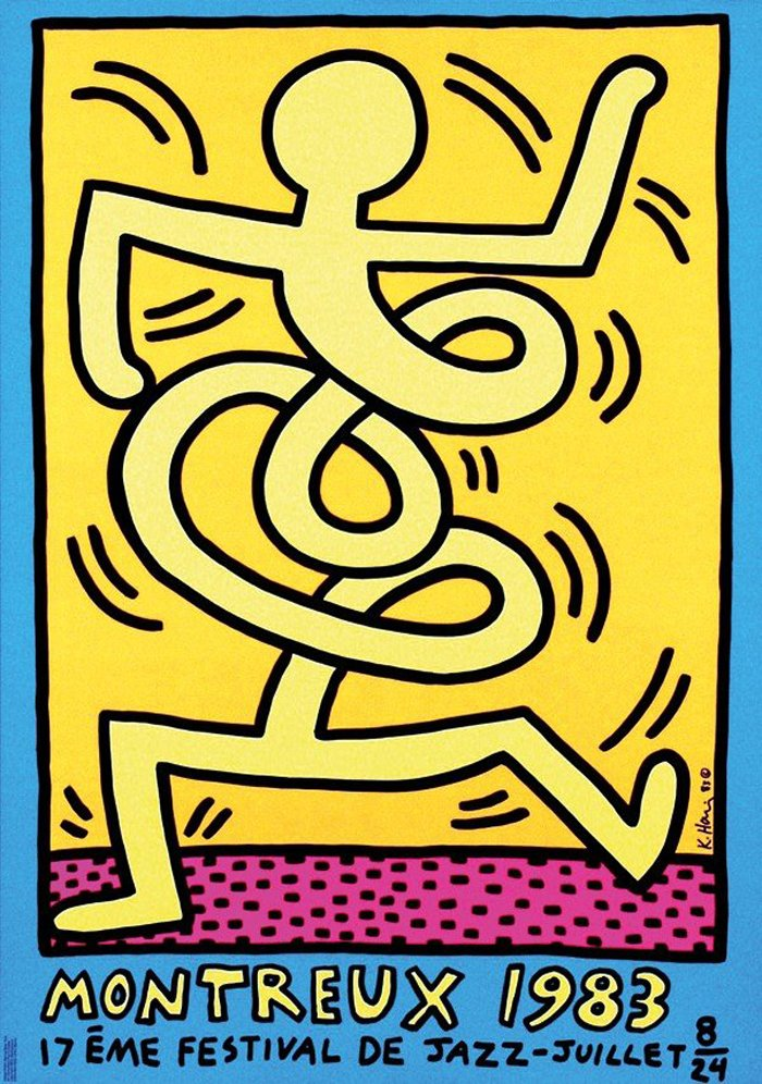 Keith Harring 1983