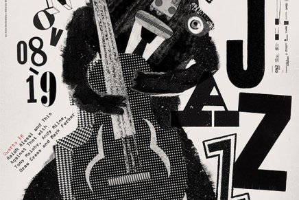 Guimarães Jazz Posters 2011, Atelier Martino&Jaña