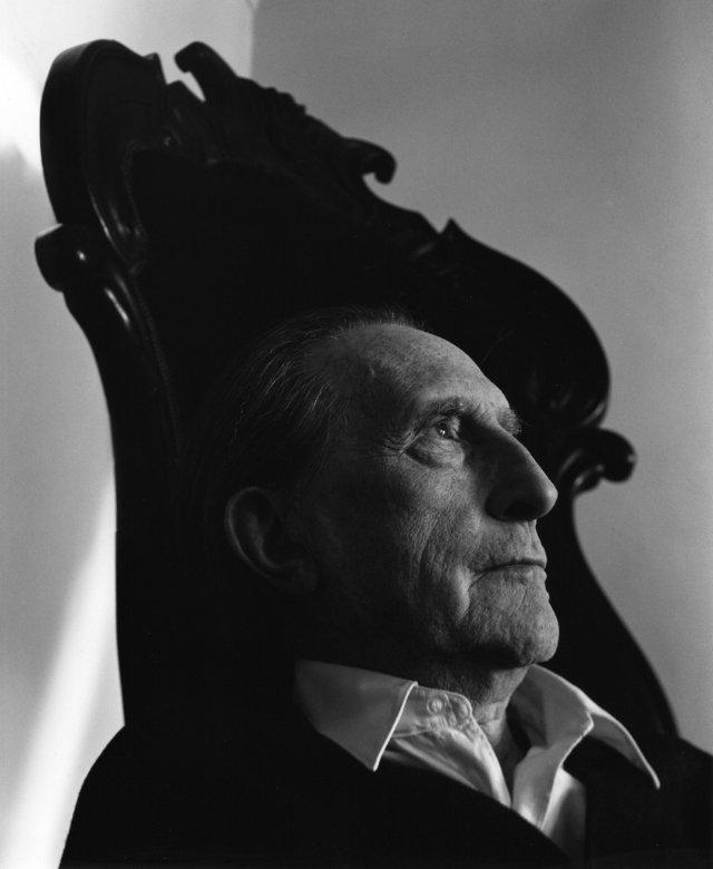 Marcel_Duchamp,_New_York,_NY,_1966