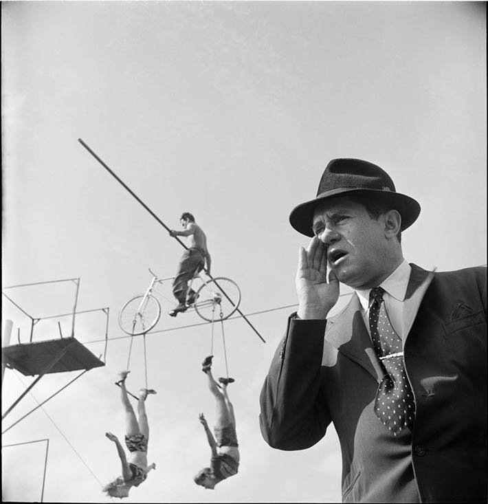 High Wire Act – 1948