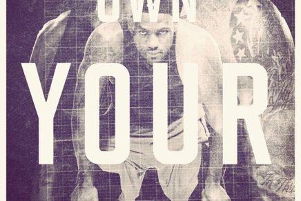 Nike Lebron 9 Poster, Adam&Co