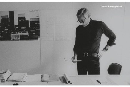 Less and More, il design di Dieter Rams