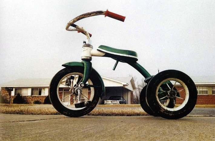 William Eggelston, Memphis (tricycle) 1980