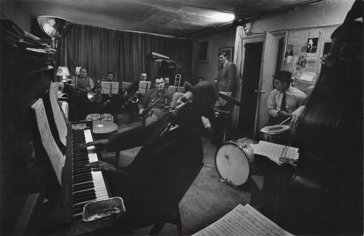 The Jazz Loft Project, Eugene Smith