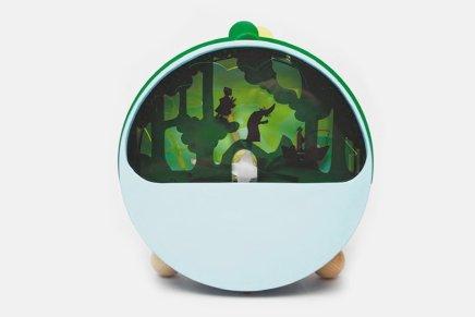 TONDO: giocattolo narrativo per bambini, Eszter Nagy