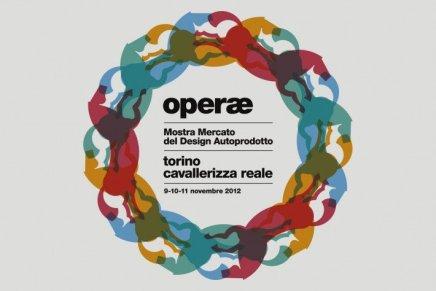 Operae, Mostra-mercato internazionale del design autoprodotto