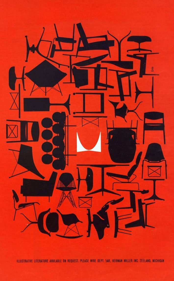Herman Miller Posters