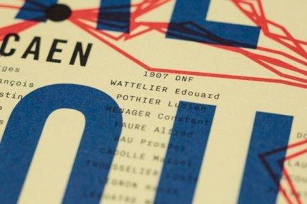 LA CENTIÈME POSTERS. L'omaggio di Rapha ai 100 anni del Tour de France