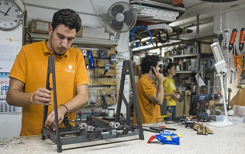 The maker family_Leonardo Rinaldi e Lorenzo Cantini