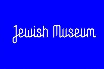 Jewish Museum Identity, Sagmeister & Walsh
