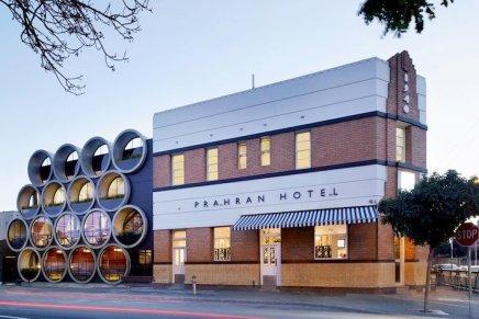 Prahran Hotel, art deco e teatralità