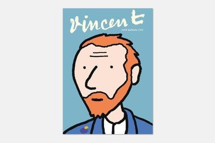 """""""VINCENT"""", il libro illustrato di Barbara Stok sulla vita di Van Gogh"""