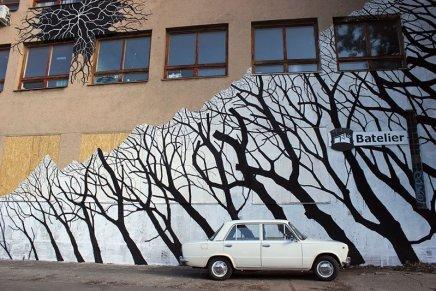 Intervista allo street artist Pablo S. Herrero