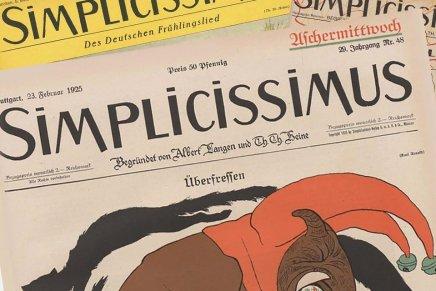 Simplicissimus. La madre delle riviste di satira.