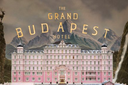 """The Grand Budapest Hotel"". Il graphic design protagonista."