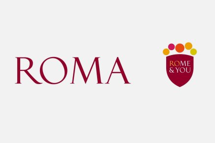 """Rome and you"". Un nuovo logo per Roma"