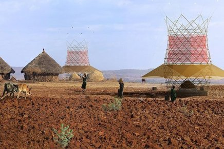 Warka Water, il progetto italiano per garantire acqua potabile in Africa