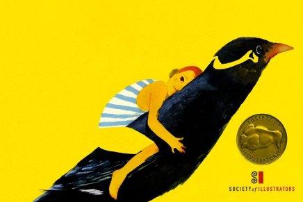 Intervista a Gianluca Folì. Medaglia d'oro della Society of Illustrators