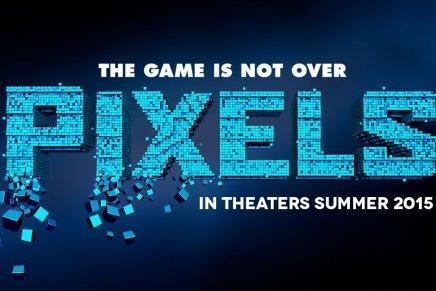 """""""Pixels"""", il gioco non è finito."""