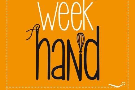 """""""Week Hand"""". A Foligno il festival del fatto a mano"""