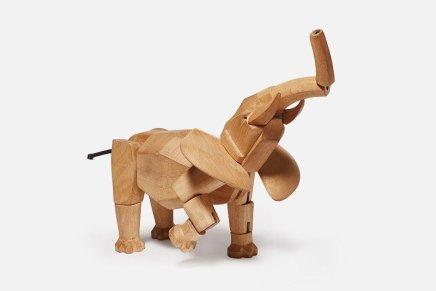 I giocattoli in legno di David Weeks Studio