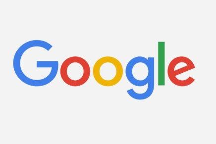 It's Google. Il nuovo logo