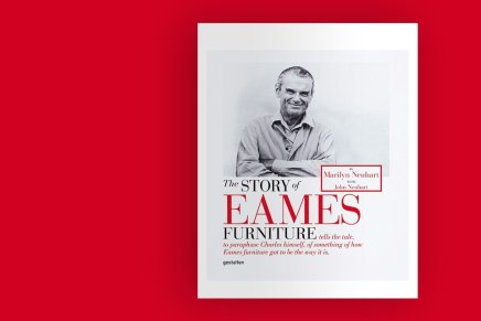 """The story of Eames furniture"", Gestalten 2015"
