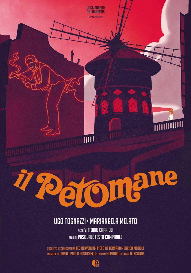 Il petomane - Giordano Poloni