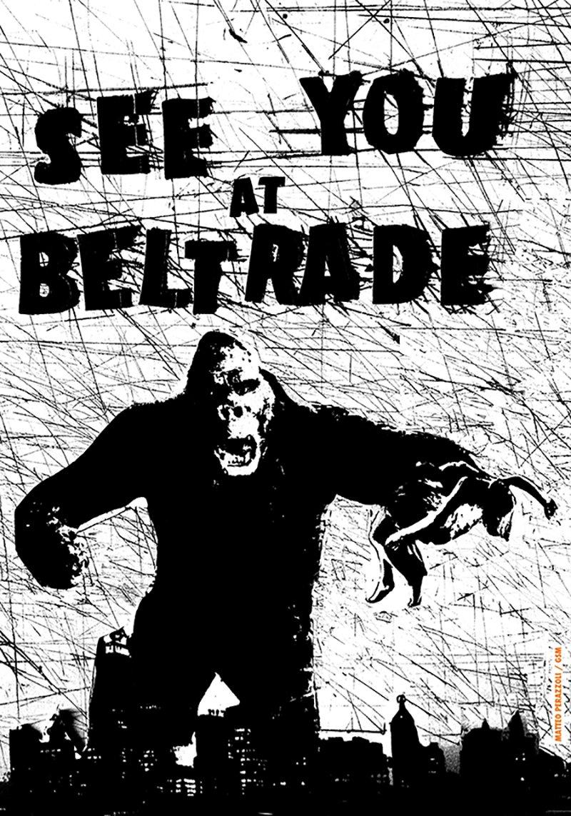 SEE YOU BELDRADE