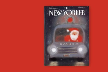 The New Yorker: le copertine di Natale
