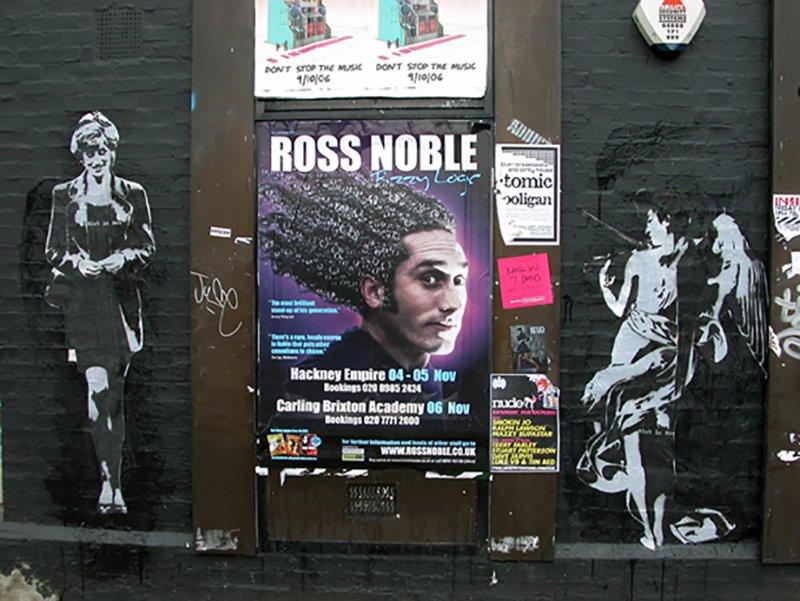 WK_Blek le Rat_Diana in Paradise_London_2006_©Sybille Prou_designplayground