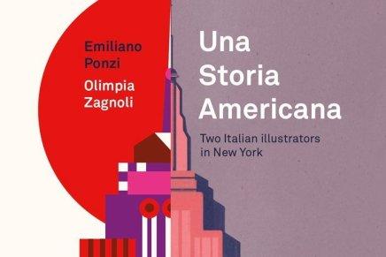 """Emiliano Ponzi e Olimpia Zagnoli. """"Una Storia Americana"""""""