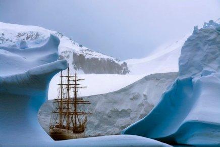 Antarctica, René Koster