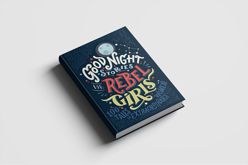 Good Night Stories for Rebel Girls_designplayground_cover