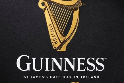 """La Guinness ha una """"nuova"""" arpa"""