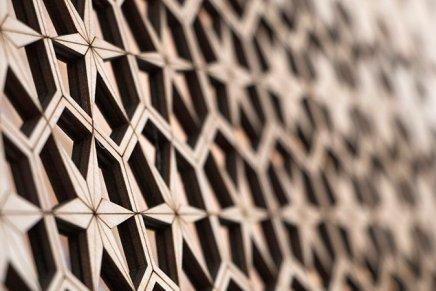MatterPattern, la materia si fa pattern