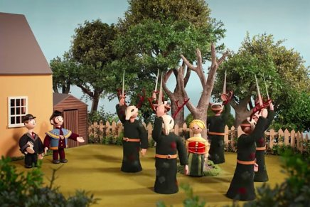 """Burn the witch"". Il ritorno dei Radiohead in stop-motion"