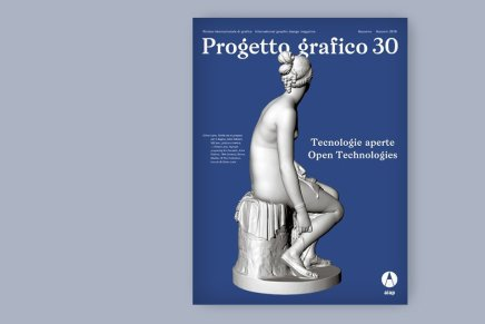 Progetto grafico 30. Tecnologie aperte