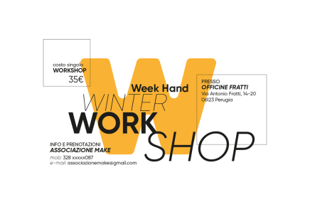 Week Hand Winter Workshop