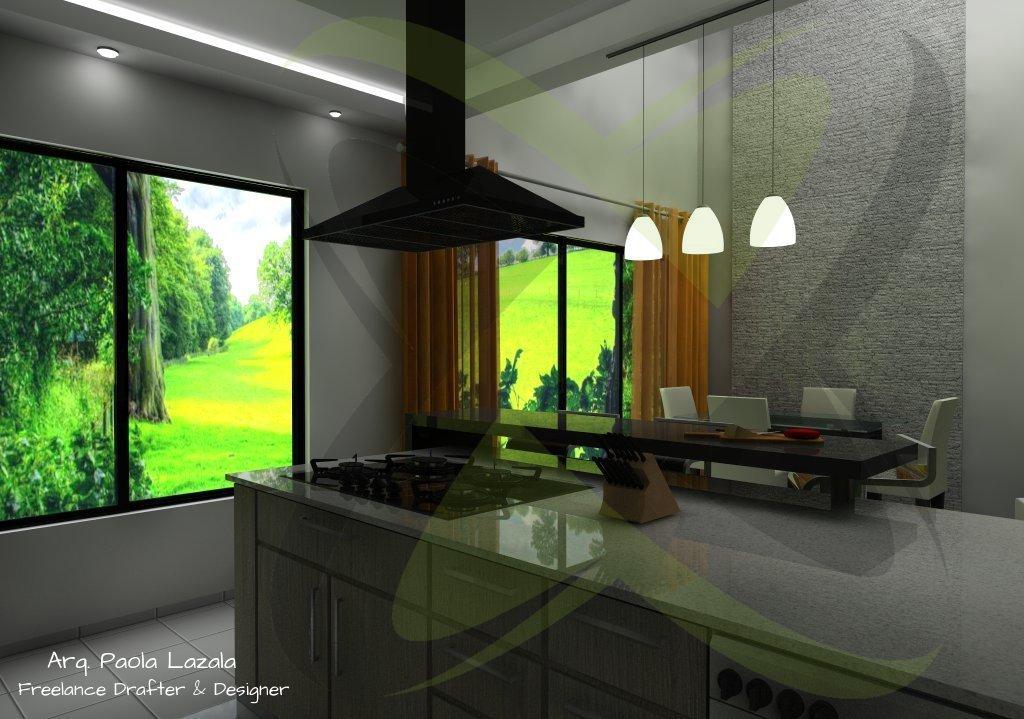 Custom Kitchen Designs By Paola Lazala Design Records