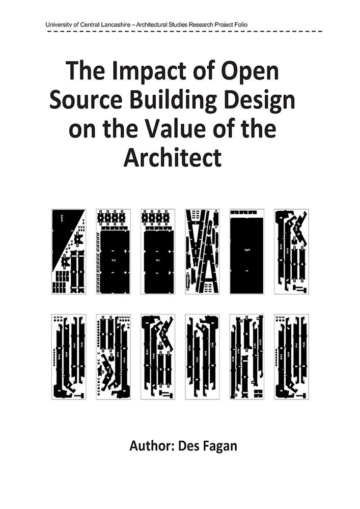 impact open source building design value of architect