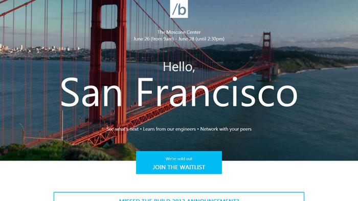 buildwindows.com Flat Web Design Inspiration