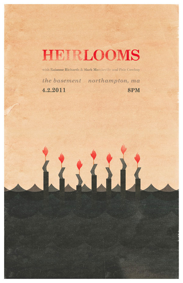 A Showcase of Creative Gig Posters 26